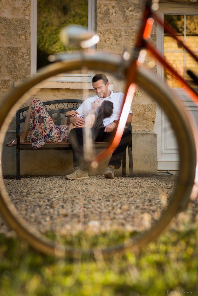 Séance d'engagement Photographe de mariage à Reims