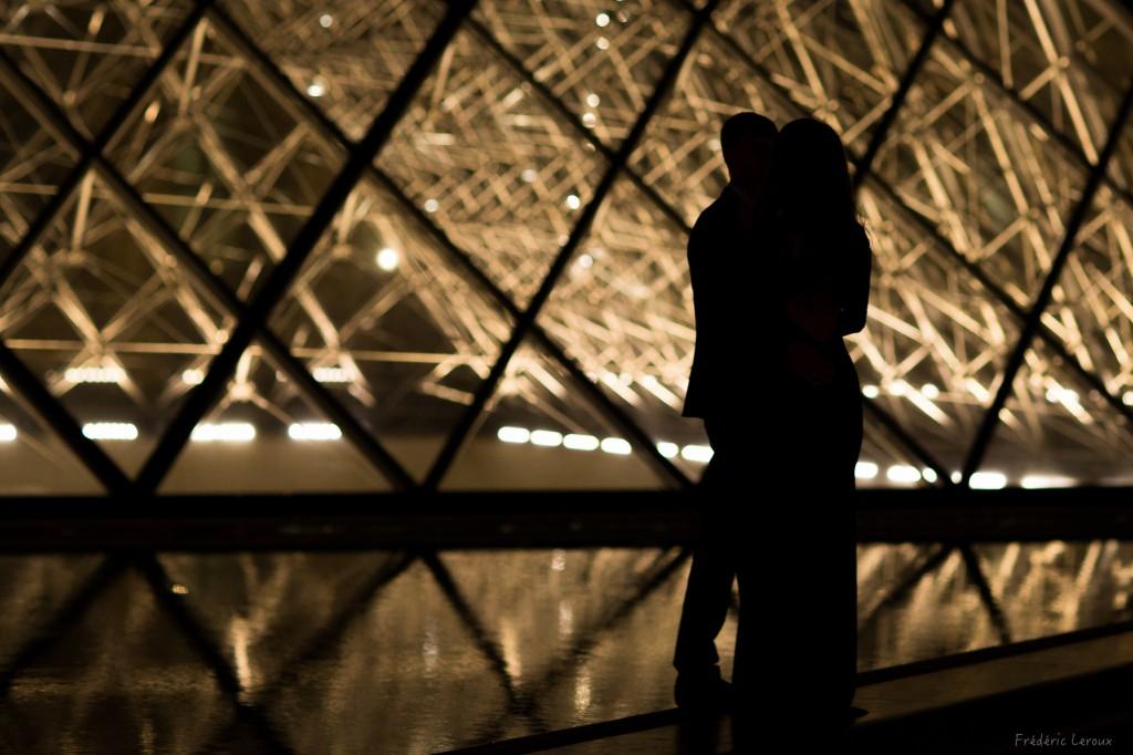 Amoureux Louvre